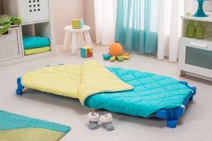 Sac de couchage matelassé 200 g/m2 pour couchette