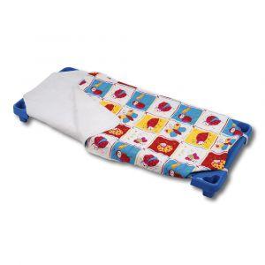 Sac de couchage été couchette 100% coton éponge - Imprimé Coccinelle
