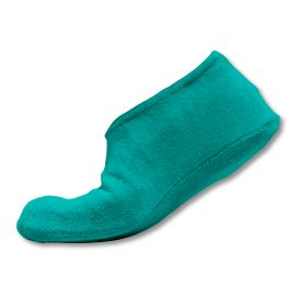 Surchaussures adultes éponge - Turquoise - Taille 36-42