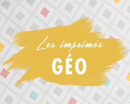 Imprimés GEO Centex