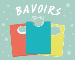 Bavoirs Centex